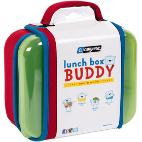 Nalgene Buddy Lunchbox, red